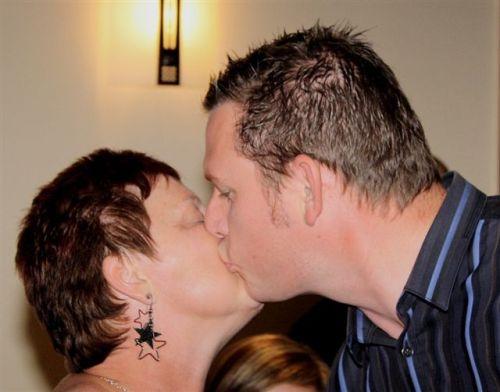 19 June 2009 awards Lee Williams and Jill