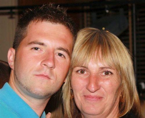 19 June 2009 Matt Wedge and Allison Wedge