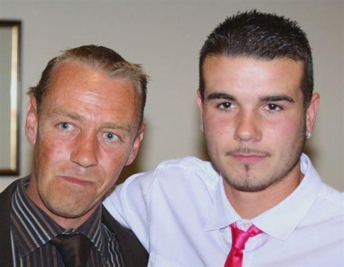 19 June 2009 Phil Wedge and Darryl Hagger