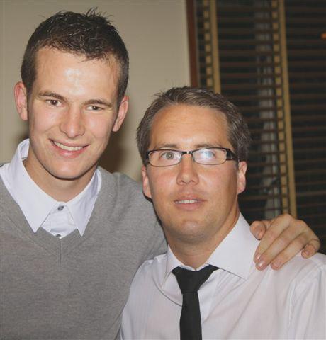 19 June 2009 Ryan Smith and T Perk