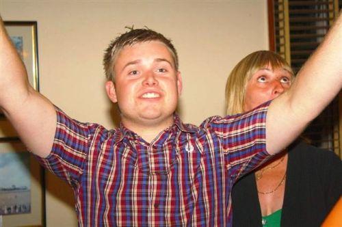 19 June 2009 Steve Welsh Supporter of the Year