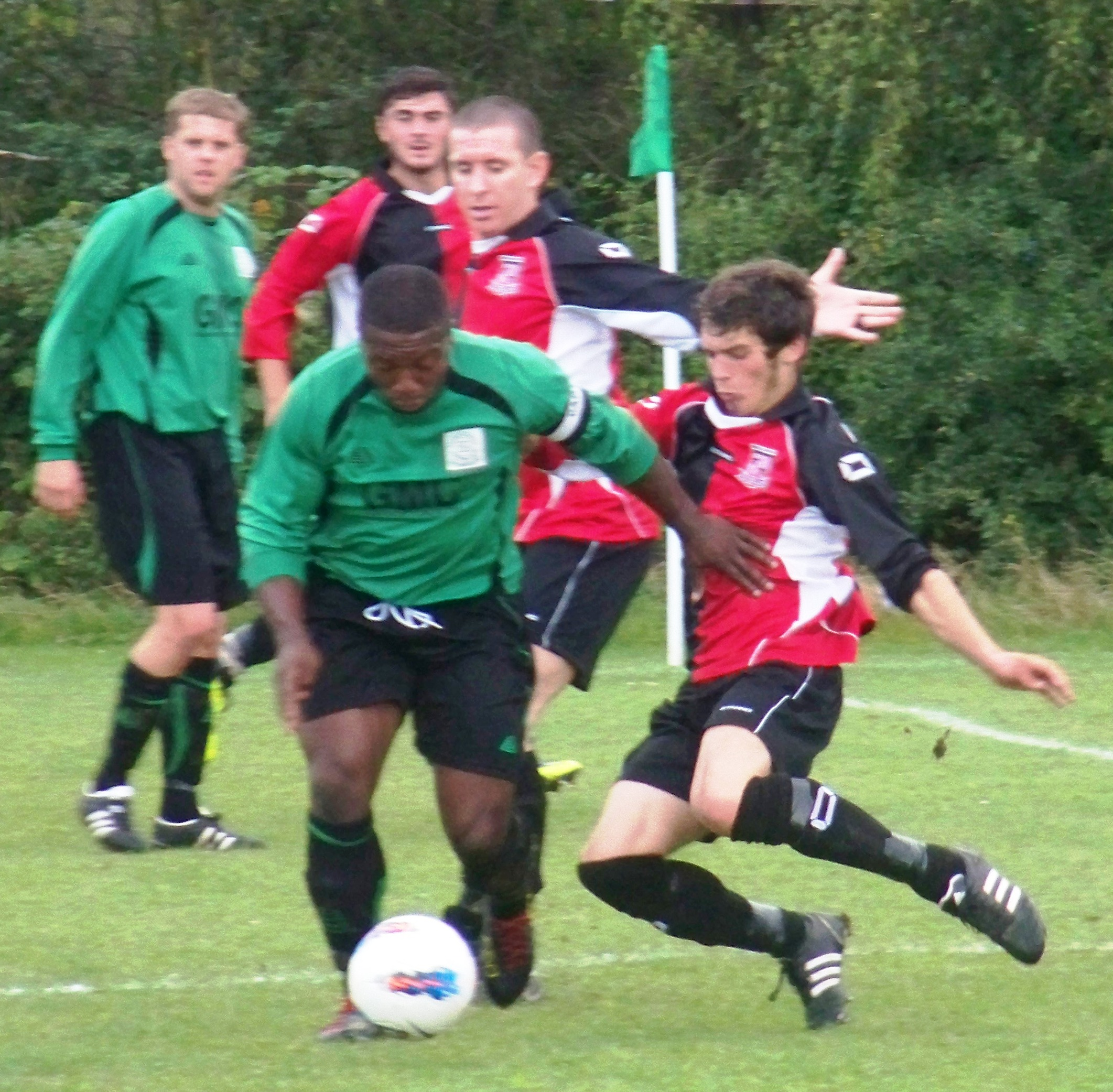 September 2011: Bromley Green Football Club