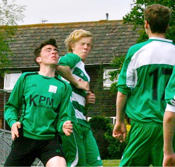 2012 2013 Season Opens With Sleeping: Bromley Green Football Club