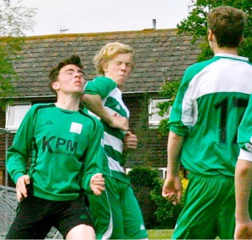 19 May 2013 U15s v Canterbury Youth Ryan Ford