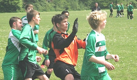 19 May 2013 U15s v Canterbury Youth their keeper and action[3]
