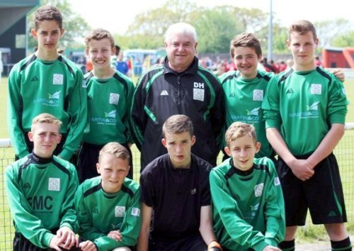 U14s A at the South Ashford tournament