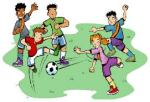 Tiny tots football party image