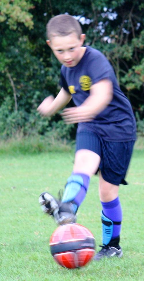 11 September 2013 Under 10s Stanley Robson