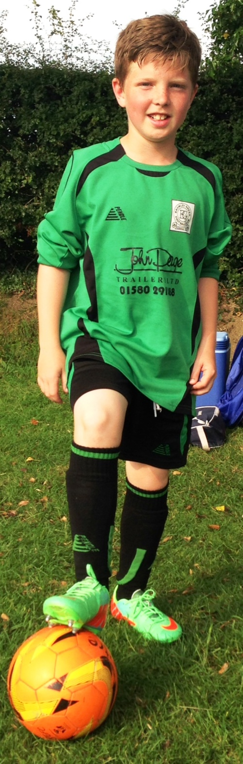 Well done Luke who excelled against some top opposition at Tonbridge today