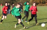 14.12.2013 U15s at Weald Wolves Brandon Bourne in action
