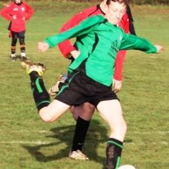 14.12.2013 U15s at Weald Wolves Brandon Bourne