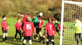 14.12.2013 U15s at Weald Wolves Goalmouth action