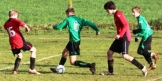 14.12.2013 U15s at Weald Wolves Jack in action