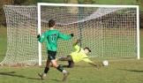14.12.2013 U15s at Weald Wolves Kieran Wilson