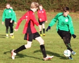 14.12.2013 U15s at Weald Wolves Reece in action