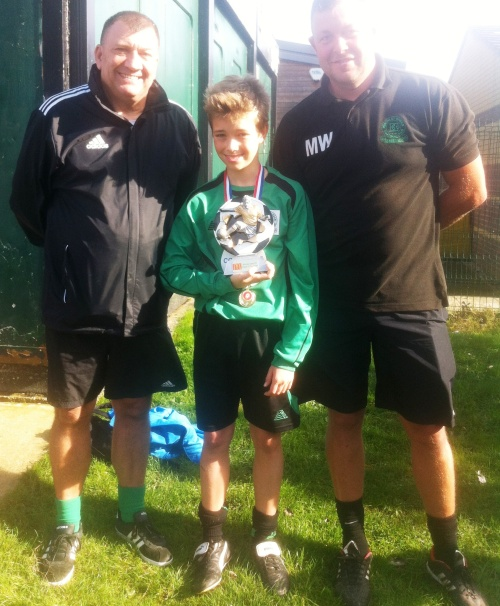 Jack Petts was our Player of the Match in the win at New Romney