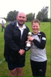 19 October 2013 Finley is our Player of the Match