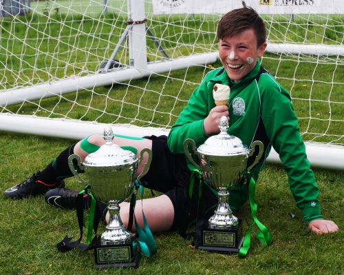 The double for Ollie in his first season at the Green