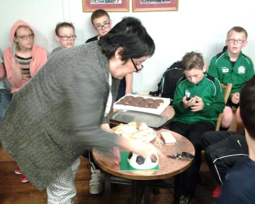 Rita... let them eat cake!