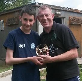 Endeavour Award for Nathaniel