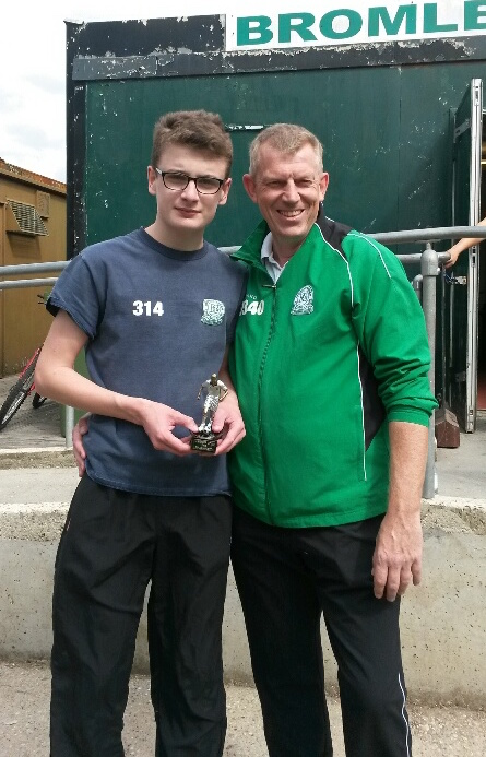 Toby is Player of the Tournament [21 August 2016] ... more photos and reports to follow on the Home Page