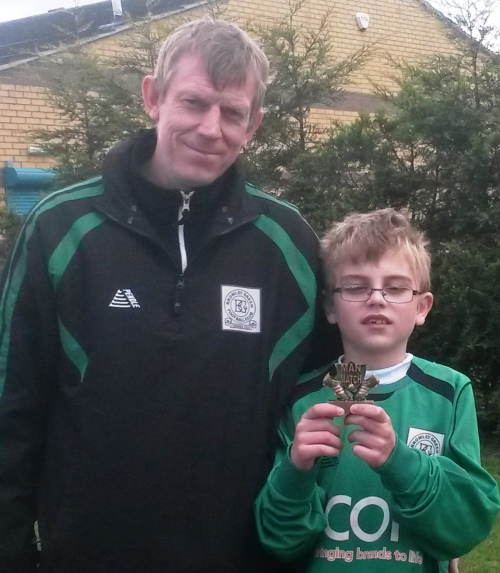 Owen is our Player of the Match