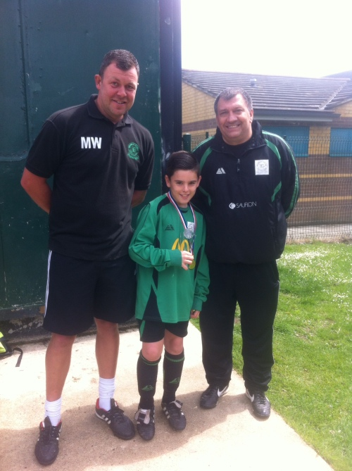 Charlie M is our McDonalds Player of the Match