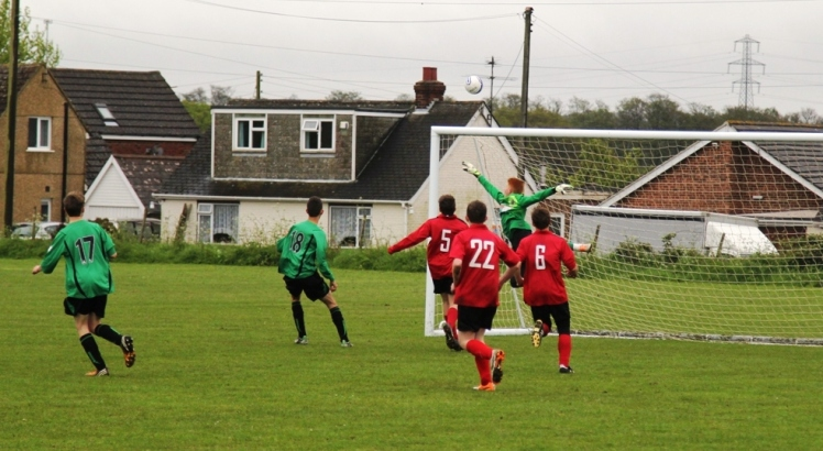 A brilliant save by Nathan that kept his old side goalless by half time