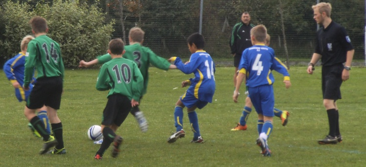 5 October 2013 U12s at Hawkinge[3]