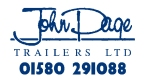 John Page Trailers - edited logo