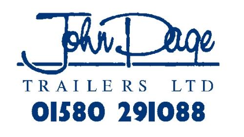 John Page Trailers - edited logo
