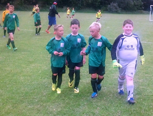14.6.2014 U9s at Waterside for U9s cup finals day[1]