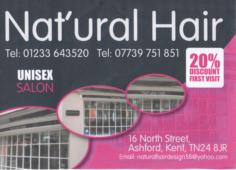 Nat'ural Hair Flyer 001