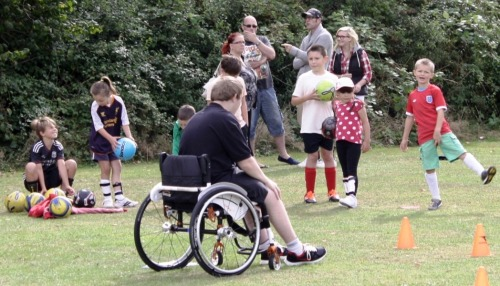 Great fun for the Valiants on Sunday at their Open Day ... more news and photos to follow on the BG Valiants page