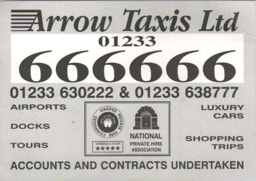 Arrow Taxis are sponsors of senior player Ross Lawrie