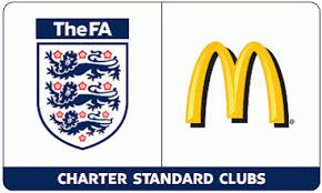 Charter standard club and mcdonalds
