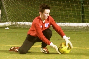 9.12.2013 U15s training Louis Burton