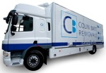 CB Removals Lorry
