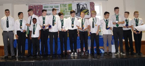 Terrific progress was made by our U14s and they came so close to winning the cup final