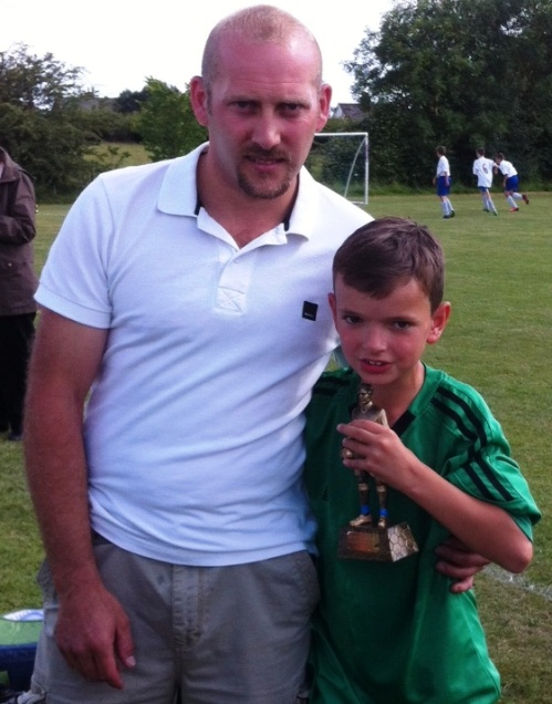 Our Jack is Player of the Tournament ... splendid, gutsy displays Jack, well done mate!
