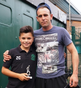 Zac is our Player of the Match in the 5-0 trouncing of Ashford United