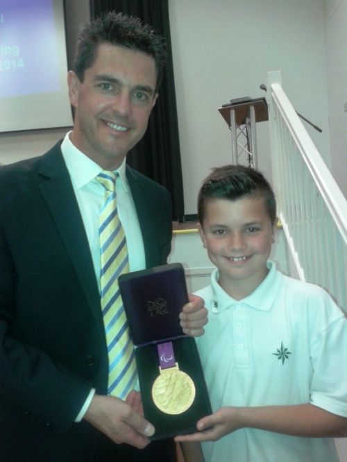Bromley Green's Zac is 'School Performer of the Year'