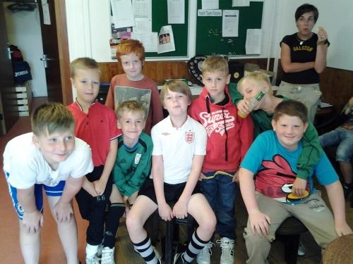 16.08.2014 U10s at Marsh Academy3