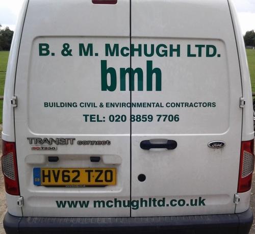 Logo McHugh