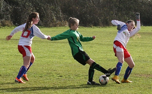 More action photos on the BG Girls page