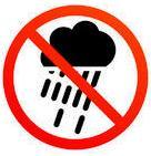 Rain ban it