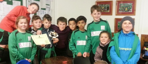 Late celebration for Samuel who is our PoM away to Ashford United
