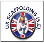 UK Scaffolding logo