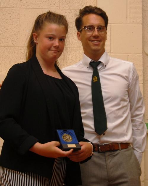 Merit Award Tia