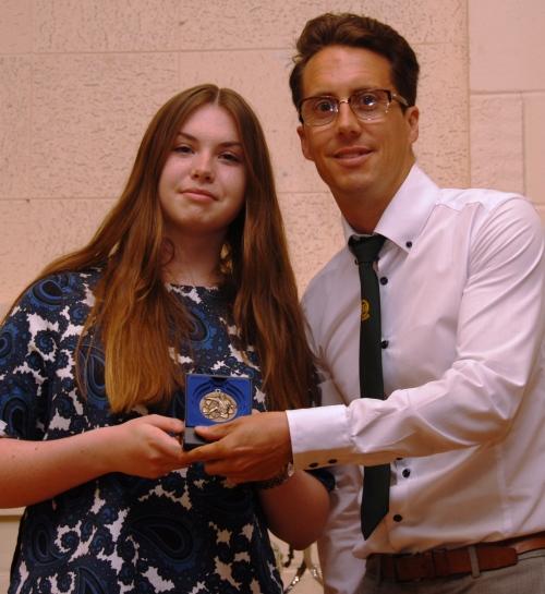 Merit Award Izzy